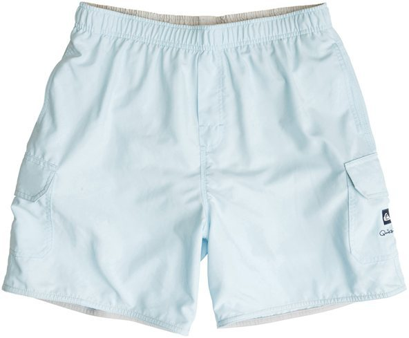 Quiksilver Waterman Balnce 3 Volley Light Blue