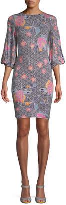 Rachel Pally Medina Floral Dress