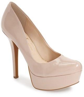 Women's Jessica Simpson 'Meave' Platform Pump $88.95 thestylecure.com