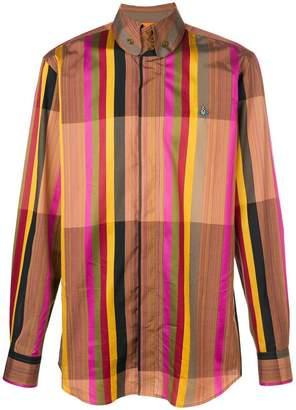 Vivienne Westwood rug stripes Krall shirt