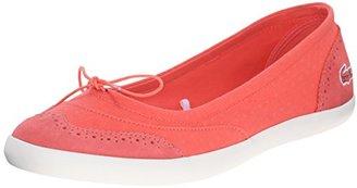 Lacoste Women's Loxia 216 1 Boat Shoe $39.99 thestylecure.com
