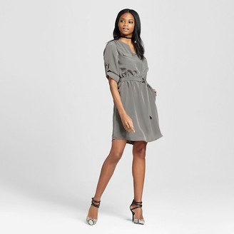 Mossimo Women's Convertible Sleeve Dress - Mossimo $27.99 thestylecure.com