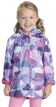 Hatley Big Girls' Printed Raincoats