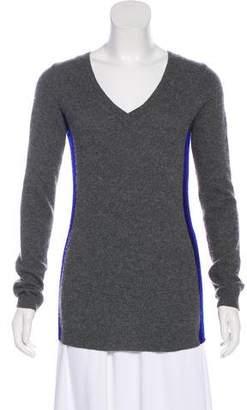 Diane von Furstenberg Cashmere Colorblock Sweater