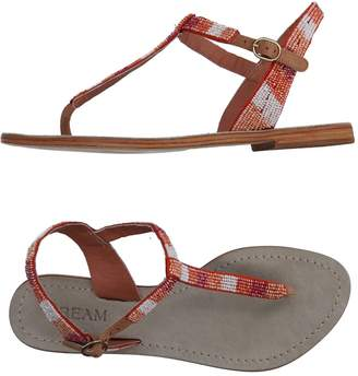 Dream Toe strap sandals