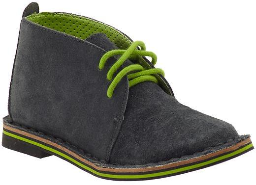 Cole Haan Air Paul Stripe Chukka (Infant/Toddler/Youth)
