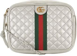 Gucci Mini Laminated Leather Cross Body Bag
