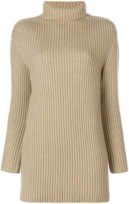 Salvatore Ferragamo roll neck jumper