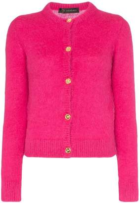 Versace knitted cardigan