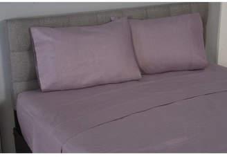 Spectrum Home True Stuff Queen Flat Sheet Bedding
