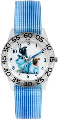 Disney Disney's Puppy Dog Pals Rolly, Bingo & A.R.F. Kids' Time Teacher Watch