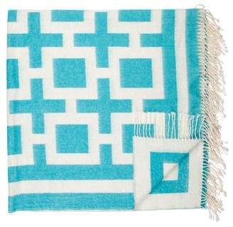 Jonathan Adler Nixon Baby Alpaca Throw