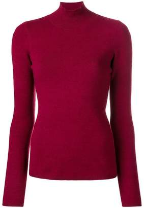 Victoria Beckham signature long sleeved top