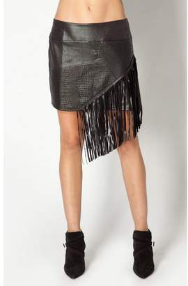 Hale Bob Caliana Fringe Skirt