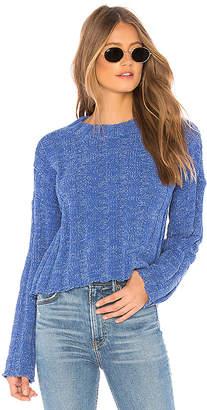MinkPink Chenille Rib Knit Sweater