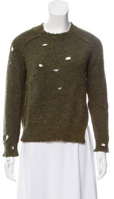 Etoile Isabel Marant Woven Knit Sweater