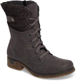 Rieker Antistress 'Fee 04' Lace-Up Boot