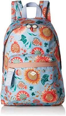 Oilily Groovy Sunflower Backpack Lvz, Women's Handbag,15x40x28 cm (B x H T)
