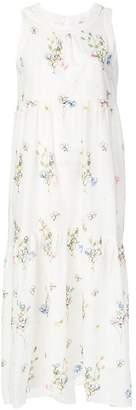 Blugirl floral print maxi dress