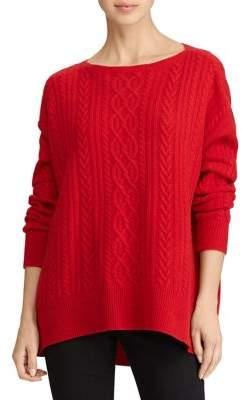 Lauren Ralph Lauren Cable-Knit Sweater