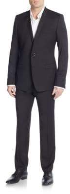 Dolce & Gabbana Regular-Fit Wool Suit