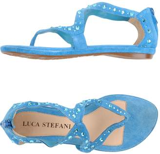 Luca Stefani Toe strap sandals - Item 11327705