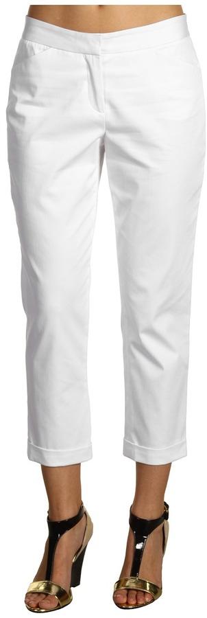 Cynthia Steffe Dana Pant (White) - Apparel