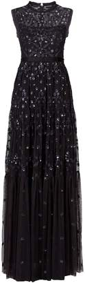 Needle & Thread Embellished Clover Gloss Gown
