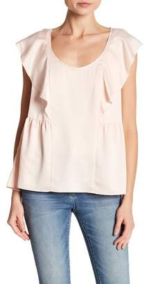 French Connection Nia Draped Tank Top
