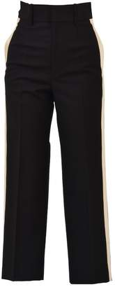 Helmut Lang Cropped Tailored Pants