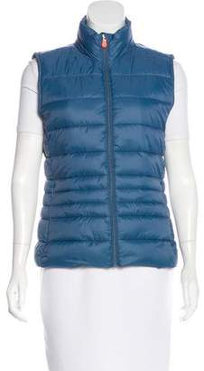Save The Duck Quilted Puffer Vest w/ Tags