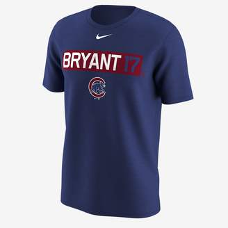 Nike Legend Name and Number (MLB Cubs / Kris Bryant) Men's Training Shirt