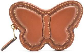 Coach butterfly purse