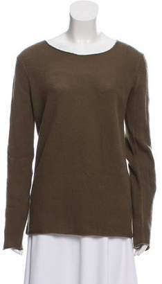 Michael Kors Lightweight Cashmere Scoop Neck Sweater w/ Tags
