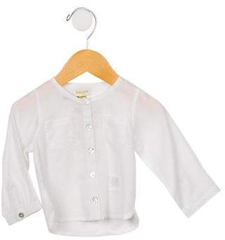 Moon Infants' Long Sleeve Button-Up Shirt w/ Tags