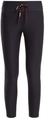 The Upside Arrow-print cropped performance leggings