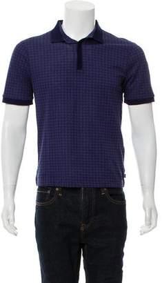 Armani Collezioni Short Sleeve Polo Shirt w/ Tags