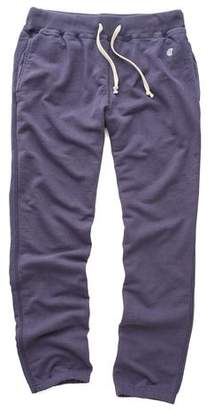 Todd Snyder + Champion Champion Classic Garment Dyed Sweatpant in Navy