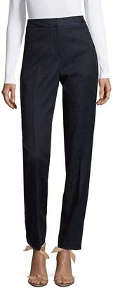 T Tahari Women's Mariana Embroidered Pants