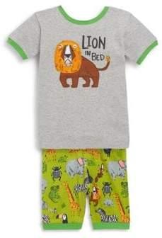 Toddler's, Little Boy's & Boy's Safari Pajama Set