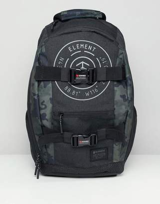Element Mohave Backpack In Black