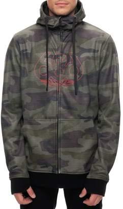 686 Icon Bonded Full-Zip Fleece Hoodie - Men's