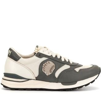Visvim colour block sneakers