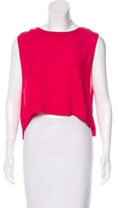 Reformation Sleeveless Crop Top