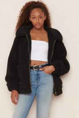 Garage Pixie Sherpa Jacket