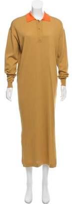 Loewe Polo Midi Dress
