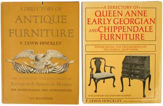 One Kings Lane Vintage Hinkley Antique Furniture Set - Set of 2