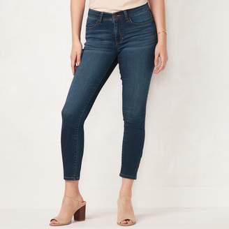 Lauren Conrad Women's Feel Good Super Soft Ankle Jeggings