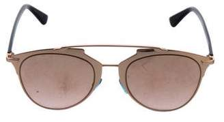 Christian Dior Reflected Aviator Sunglasses