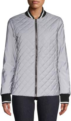 Point Zero Quilted Reversible Jacket